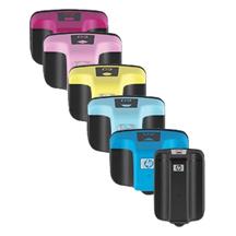 HP 02 Color Inkjet Cartridges