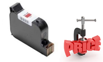 Postbase **MINI** Ink Cartridge set with $5 discount